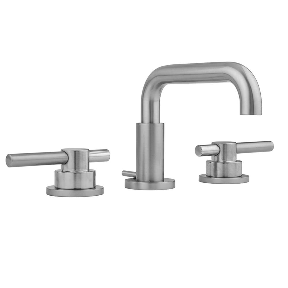 Jaclo Widespread Bathroom Sink Faucets item 8882-T638-1.2-WH