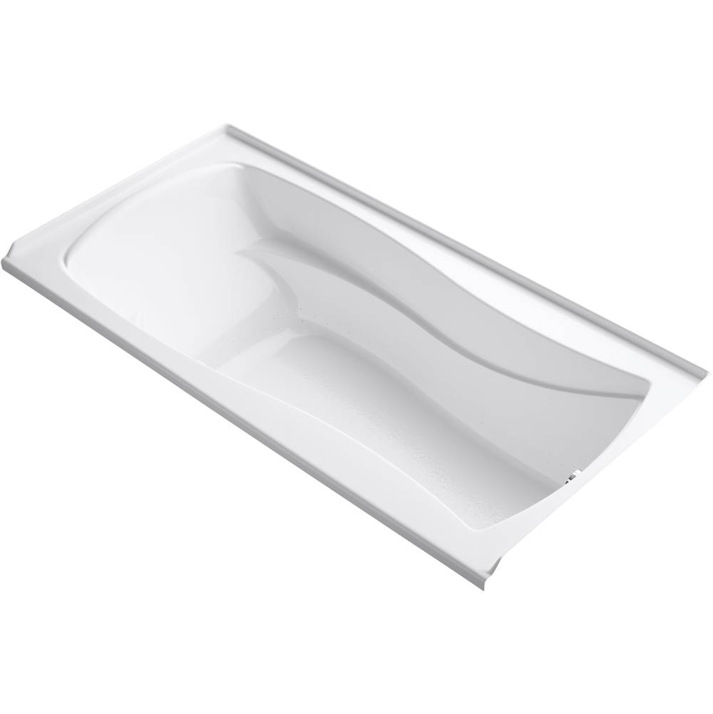 Kohler Three Wall Alcove Air Bathtubs item 1257-GHRF-0