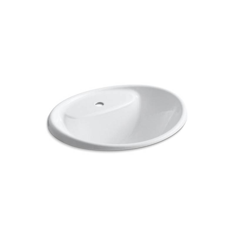Kohler Drop In Bathroom Sinks item 2839-1-0