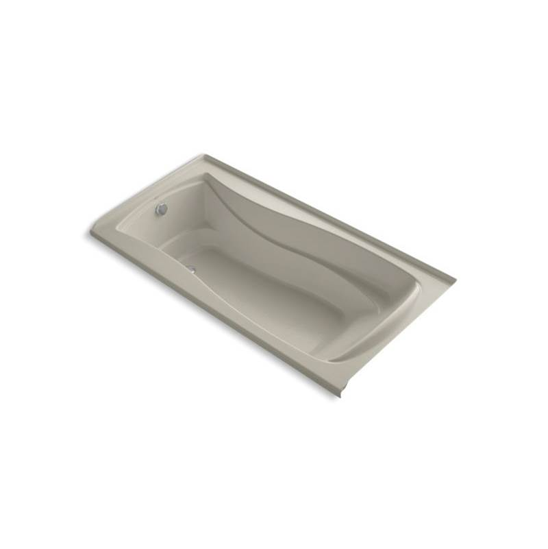 Kohler Three Wall Alcove Soaking Tubs item 1257-VBLW-G9