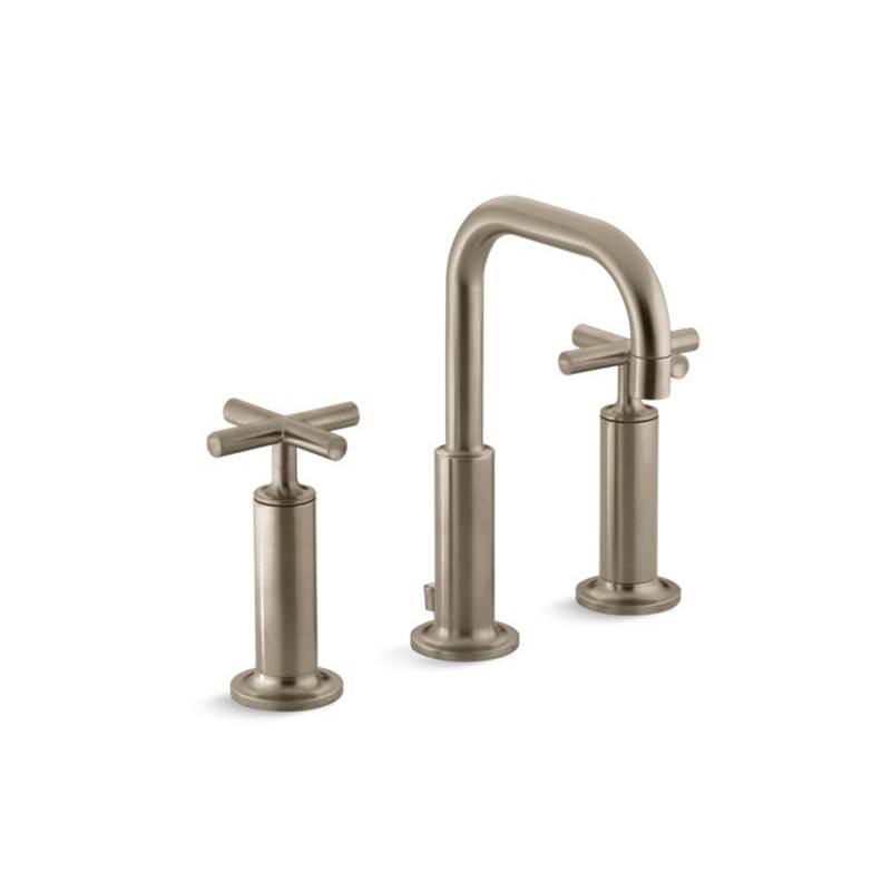 Kohler Faucets Bathroom Sink Faucets Widespread Dallas North - Kohler bathroom sink faucets widespread