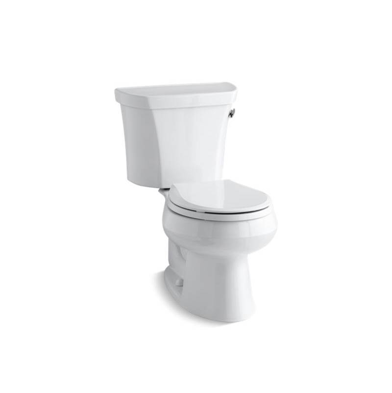 Kohler Floor Mount Two Piece item 3997-RZ-0