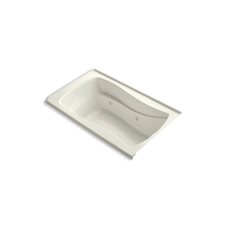 Kohler Three Wall Alcove Whirlpool Bathtubs item 1239-RW-96