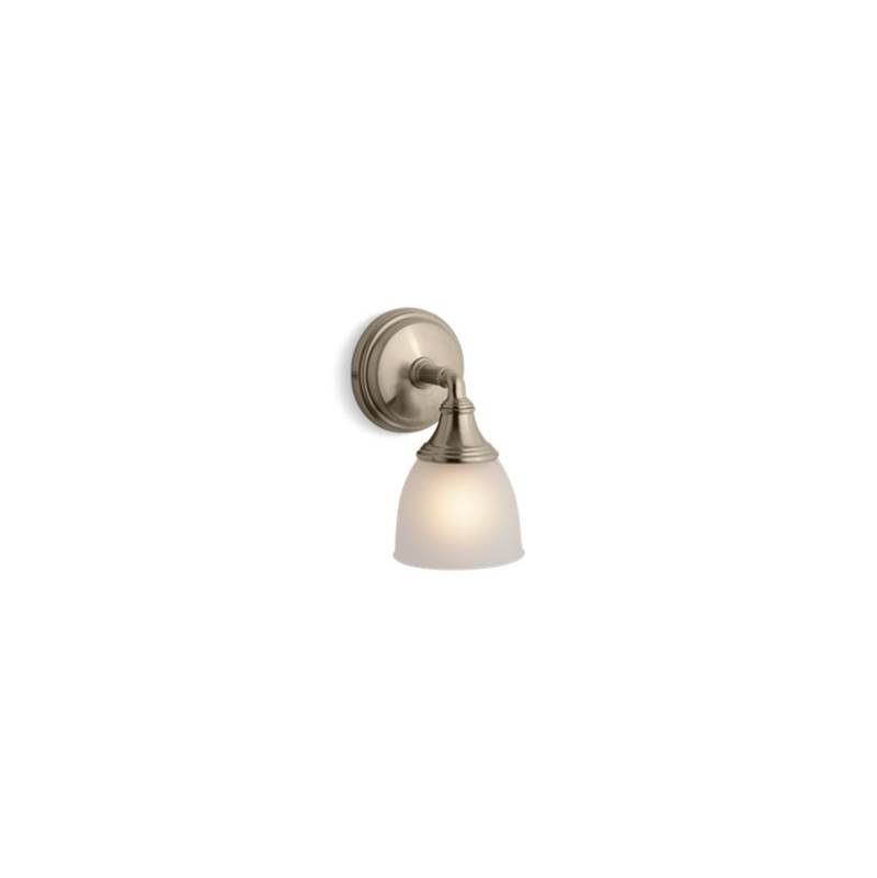Kohler One Light Vanity Bathroom Lights item 10570-BV