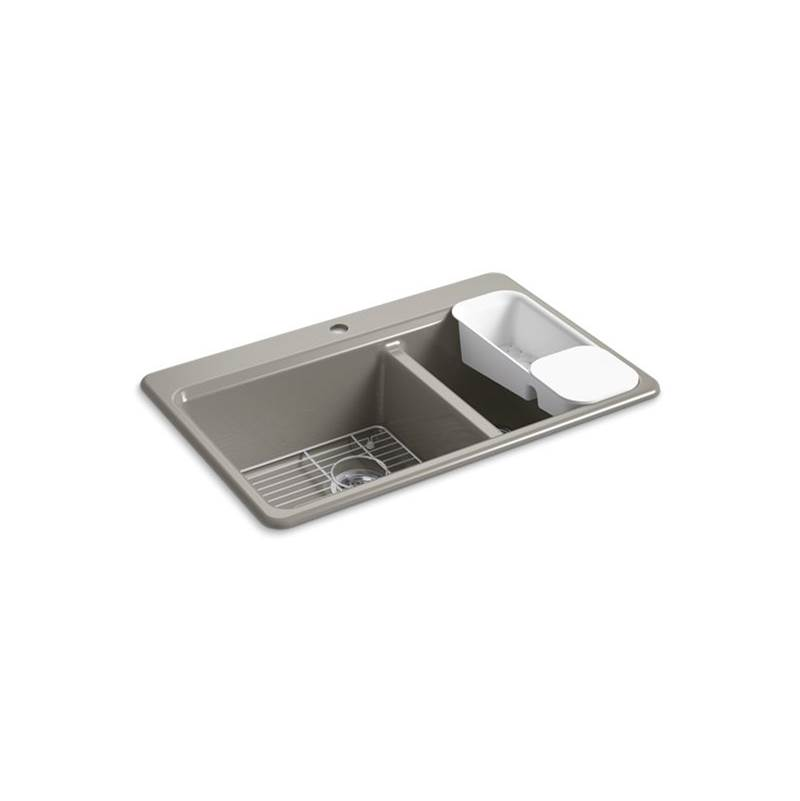 Kohler Drop In Kitchen Sinks item 8669-1A2-K4