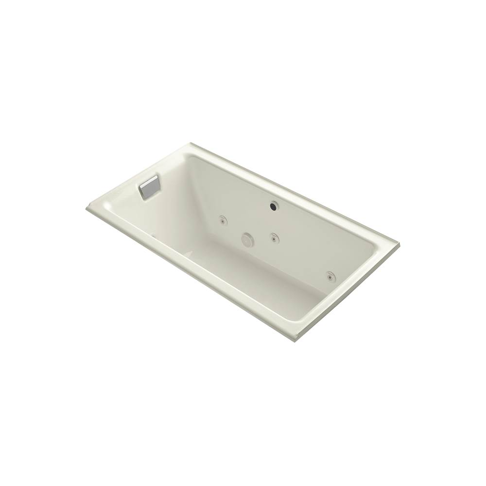 Kohler Three Wall Alcove Whirlpool Bathtubs item 856-JLH-96