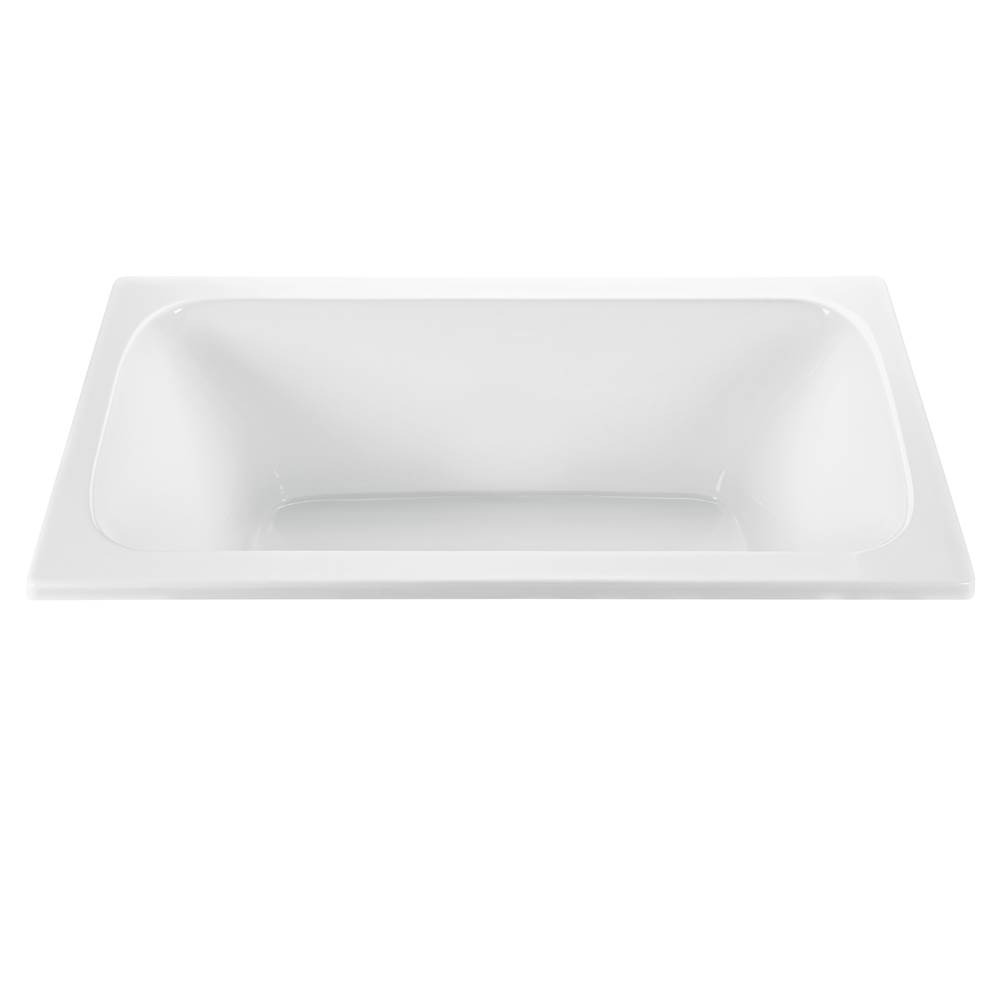 MTI Baths Drop In Whirlpool Bathtubs item P61-WH-DI