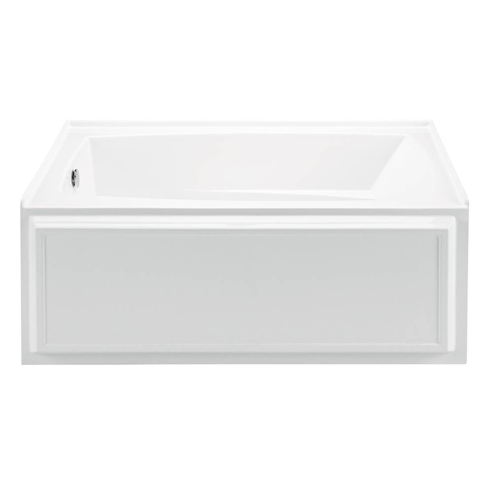 MTI Baths Three Wall Alcove Air Whirlpool Combo item AW80-WH-RH