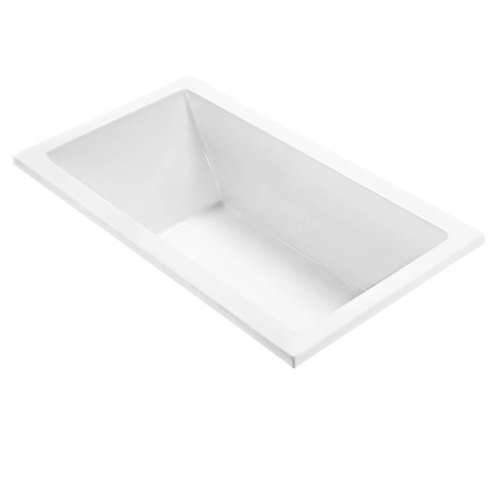 MTI Baths Undermount Air Whirlpool Combo item AEAP95-WH-UM