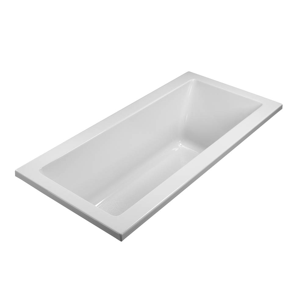 MTI Baths Undermount Whirlpool Bathtubs item MBWCR6632BIUM
