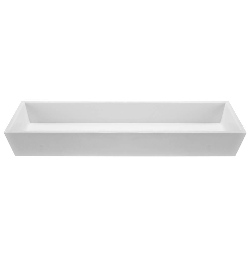 MTI Baths Vessel Bathroom Sinks item MTCS747-BI-GL