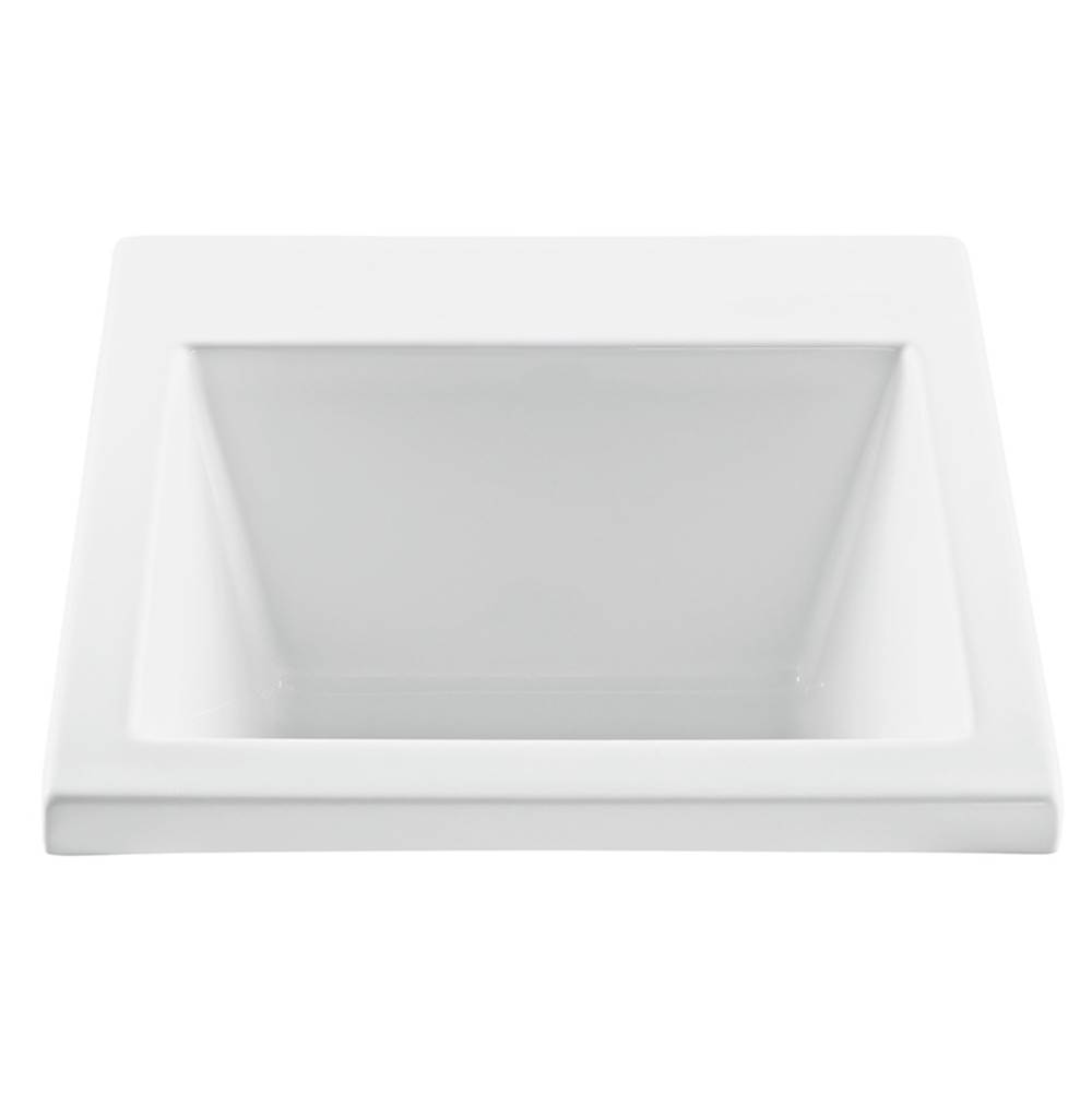 MTI Baths Undermount Laundry And Utility Sinks item MTLS120-BI-UM