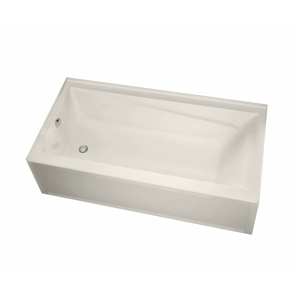 Maax Three Wall Alcove Whirlpool Bathtubs item 106221-L-003-007