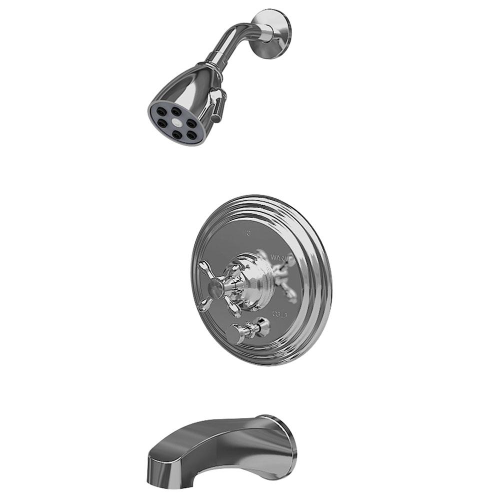 Newport Brass  Tub And Shower Faucets item 3-1642BP/ORB