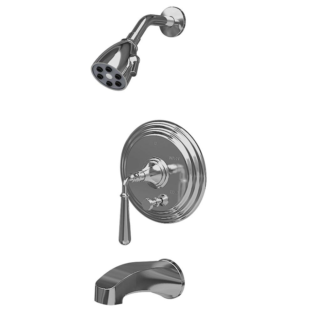 Newport Brass  Tub And Shower Faucets item 3-1742BP/ORB