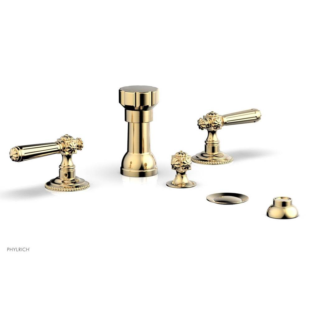 Phylrich Sets Bidet Faucets item 162-61/014