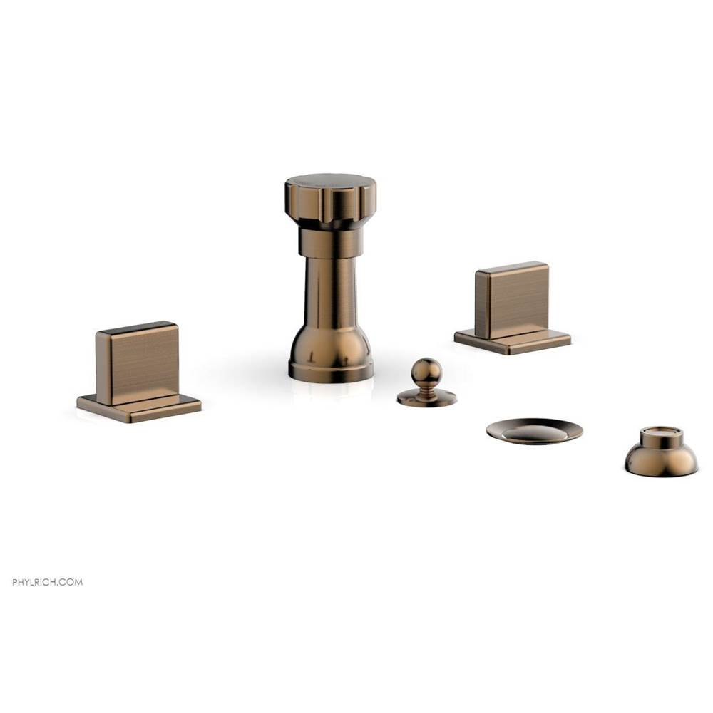Phylrich Sets Bidet Faucets item 290-60/OEB