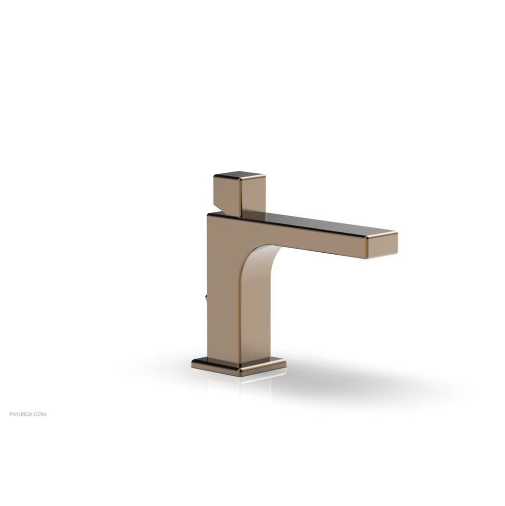 Phylrich Single Hole Bathroom Sink Faucets item 290L-08/047