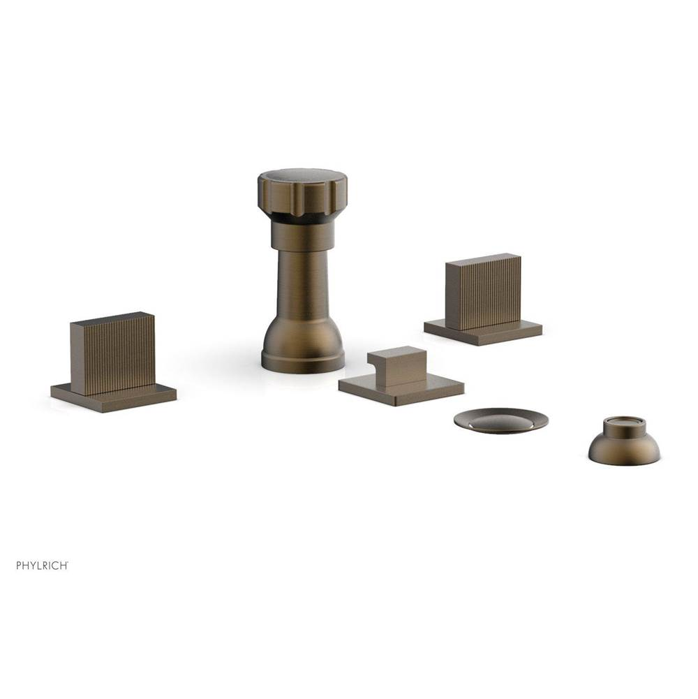Phylrich Sets Bidet Faucets item 291-60/OEB
