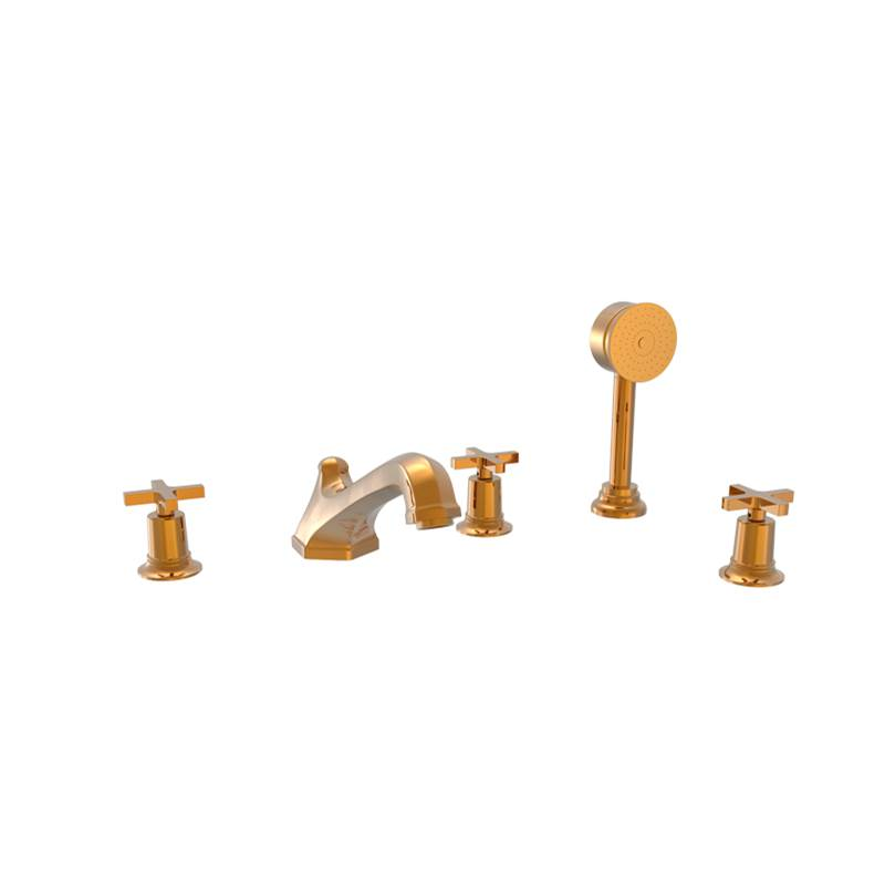 Phylrich Widespread Bathroom Sink Faucets item 501-48/069