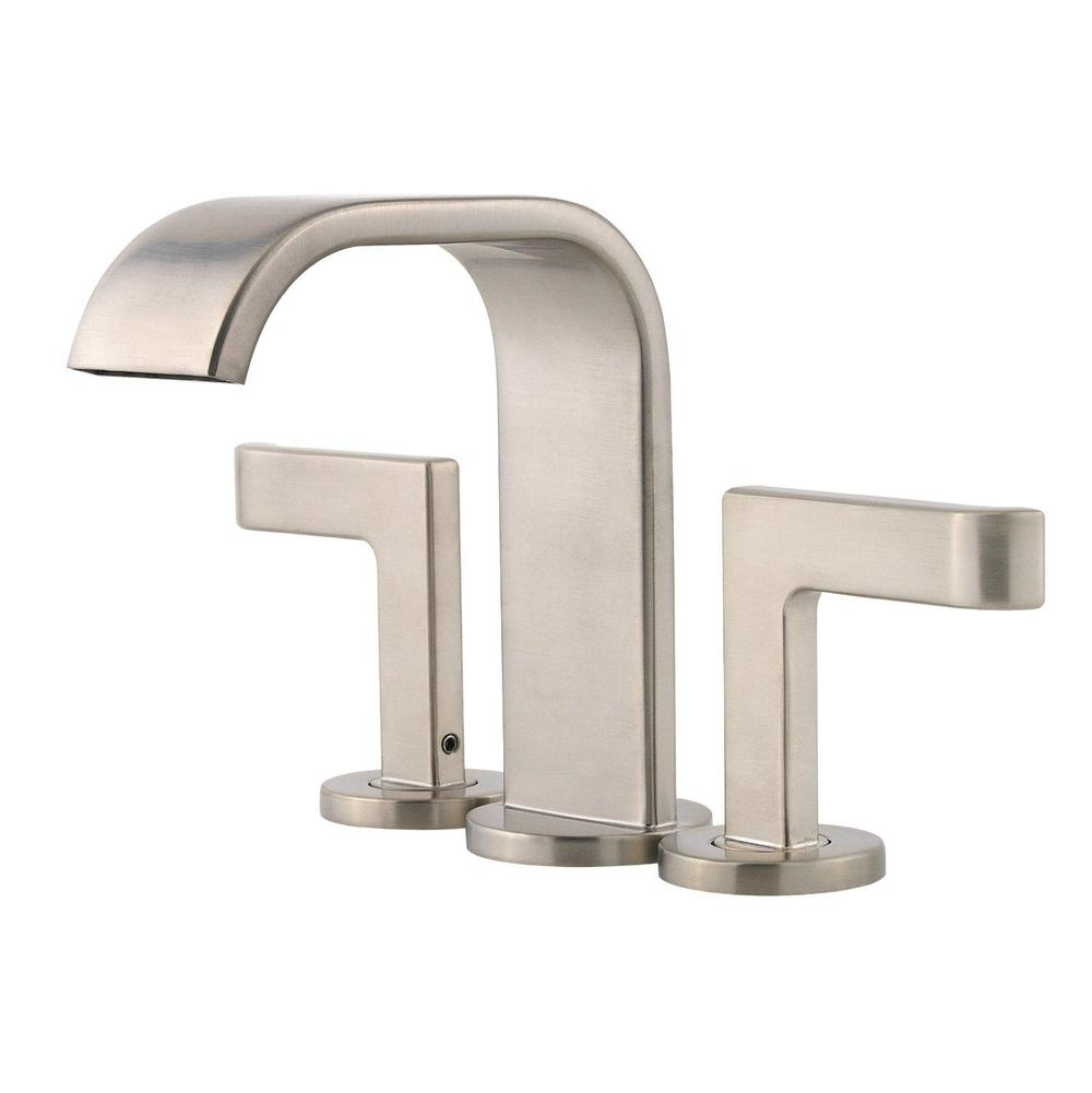 Faucets Bathroom Sink Faucets Mini Widespread | Dallas North ...