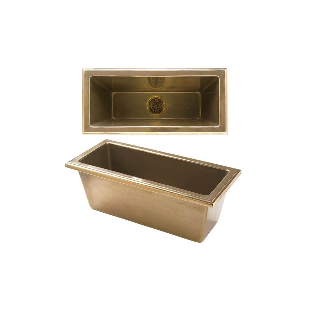 Rocky Mountain Hardware Drop In Kitchen Sinks item SK410