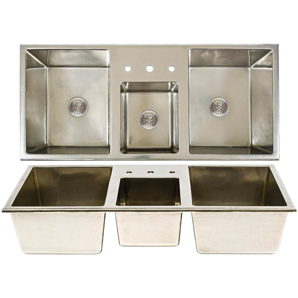 Rocky Mountain Hardware Drop In Kitchen Sinks item SK513