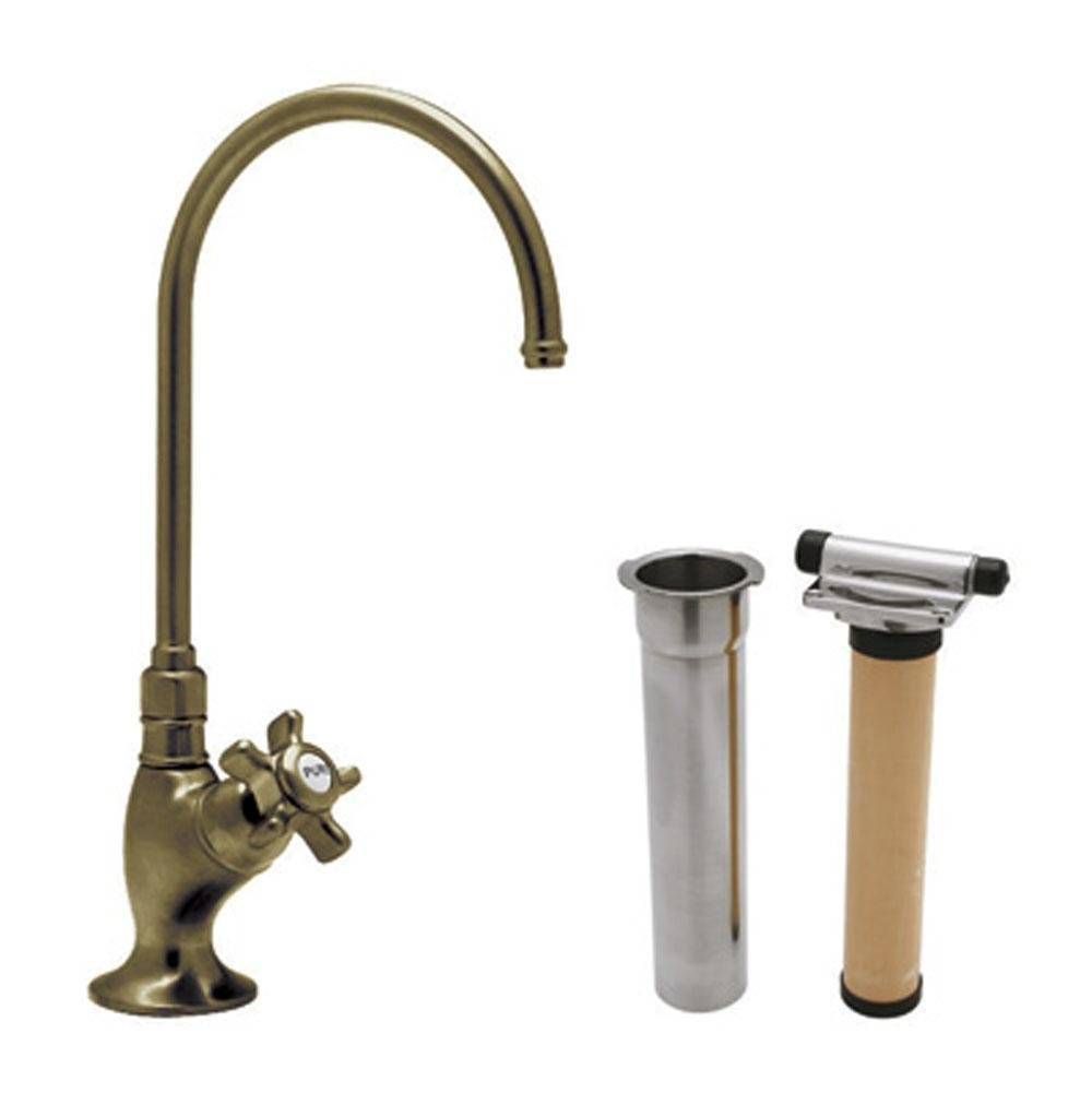 Rohl Deck Mount Kitchen Faucets item AKIT1635XMTCB-2