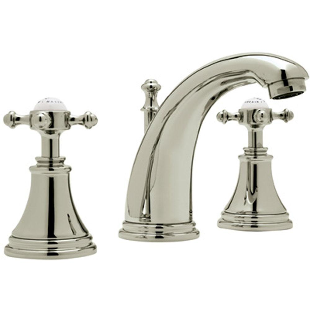 Rohl Widespread Bathroom Sink Faucets item U.3713X-STN-2