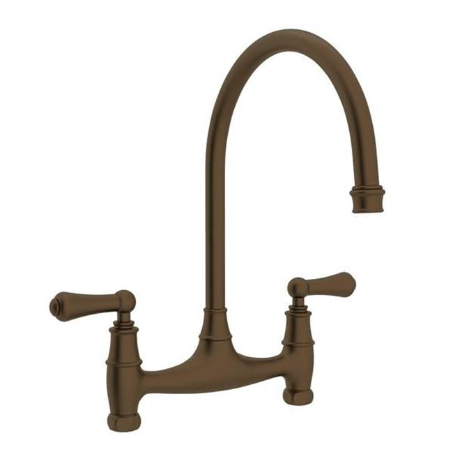 Rohl Bridge Kitchen Faucets item U.4791L-EB-2
