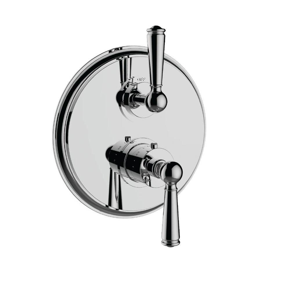 Santec Thermostatic Valve Trim Shower Faucet Trims item 7097EP38-TM