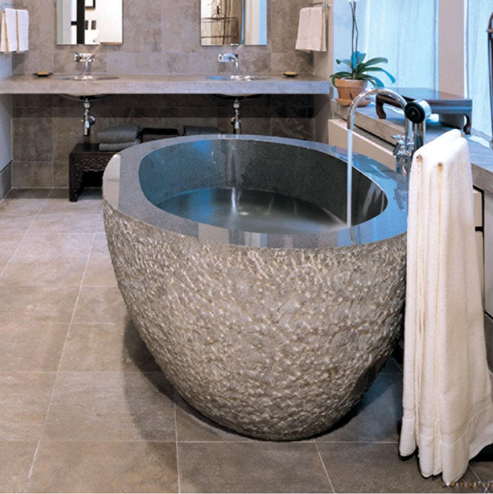 Stone Forest Free Standing Soaking Tubs item C40-60  BG