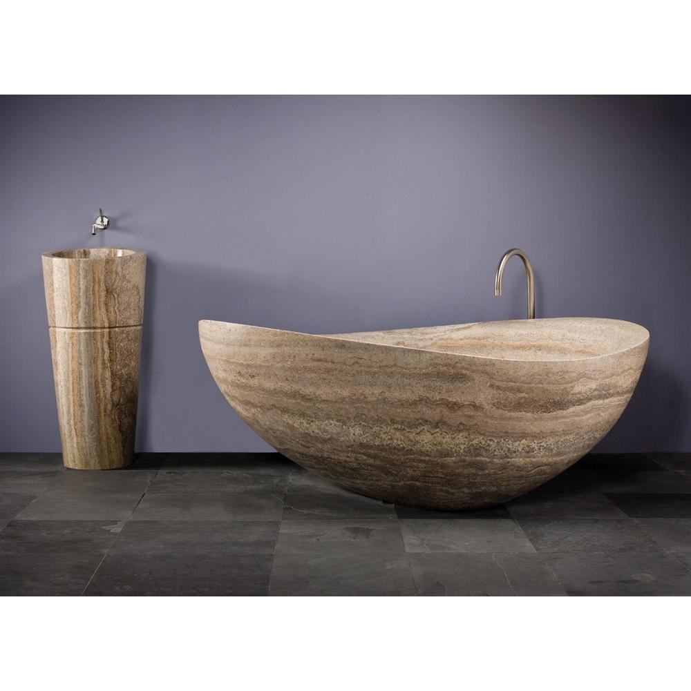 Stone Forest Free Standing Soaking Tubs item C46-68 ST