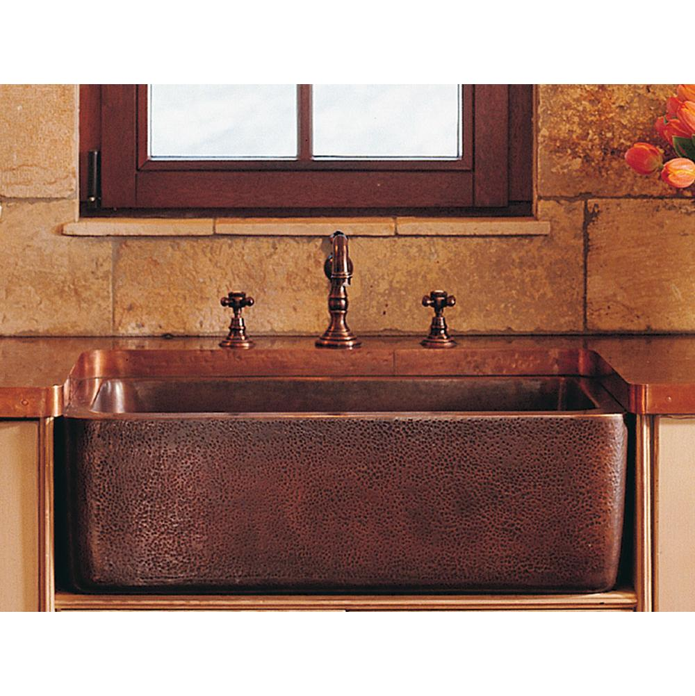 Stone Forest Drop In Bathroom Sinks item CP-04