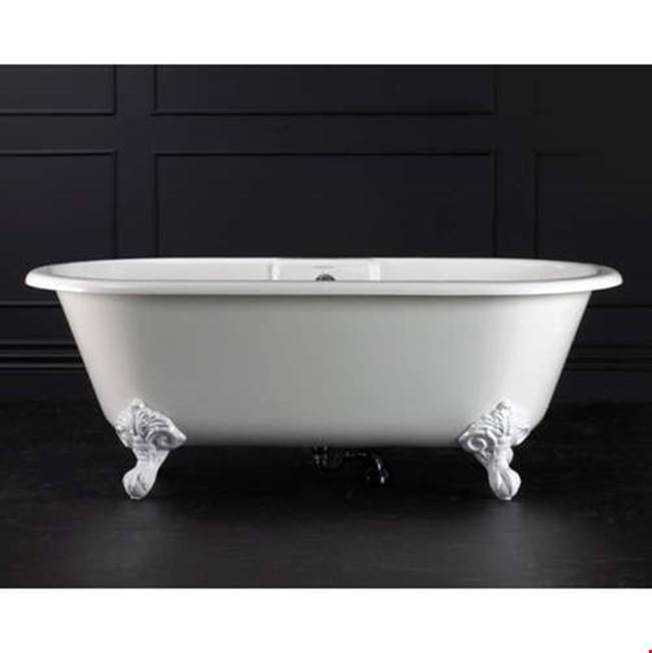 Victoria + Albert Clawfoot Soaking Tubs item CHE-N-SW-OF + FT-CHE-WH