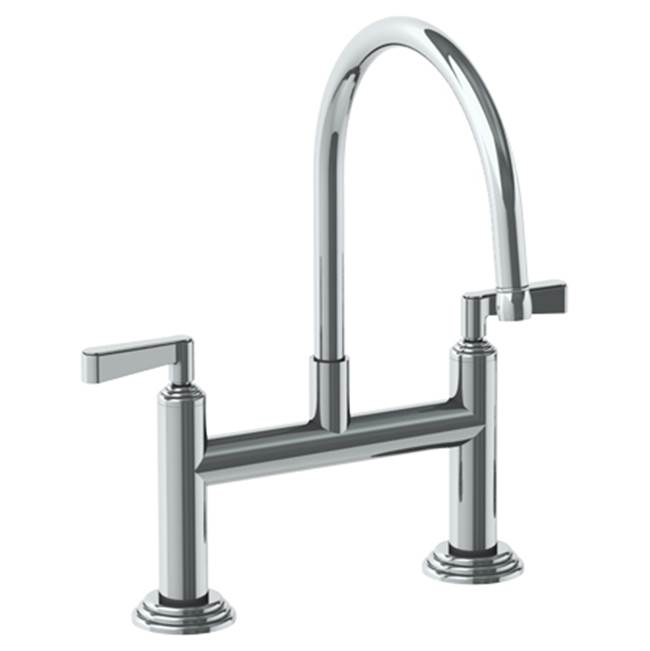 Watermark Bridge Kitchen Faucets item 29-7.52-TR14-VNCO