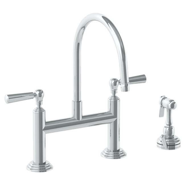 Watermark Bridge Kitchen Faucets item 321-7.65-S1A-PCO