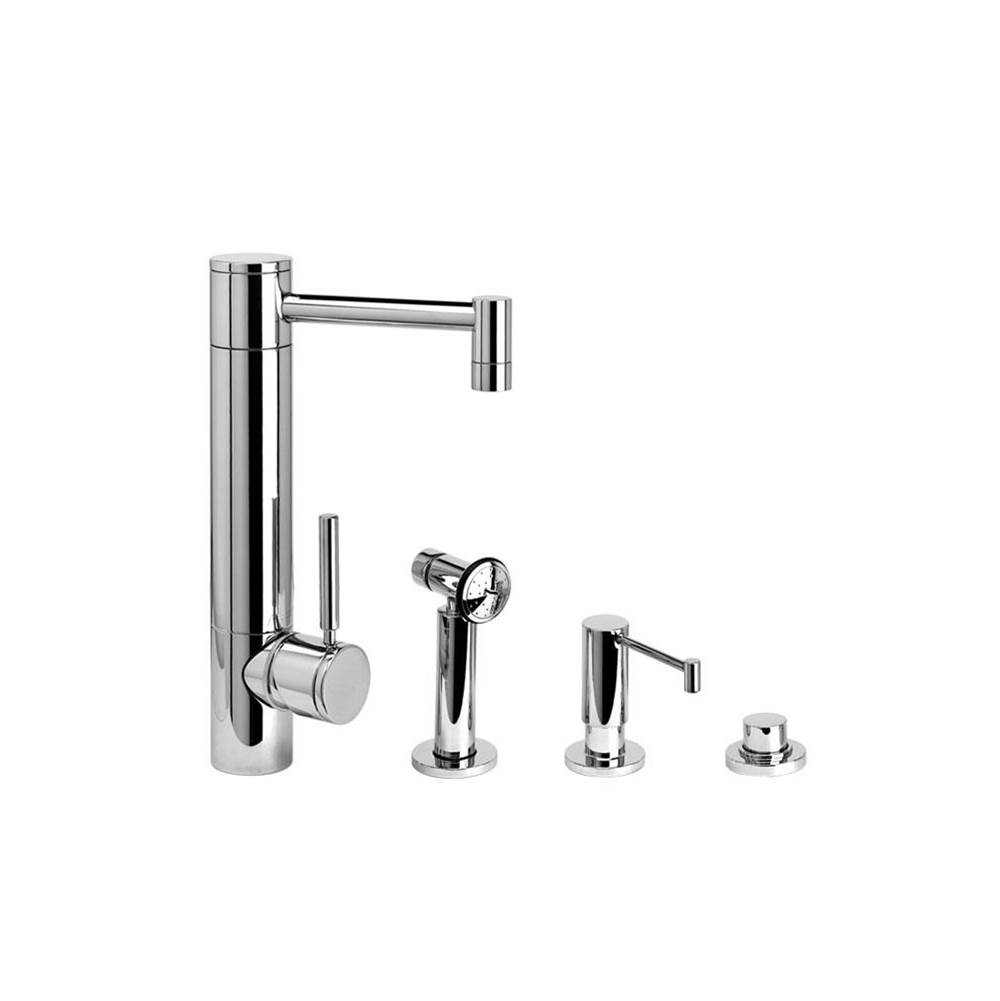 Waterstone Single Hole Kitchen Faucets item 3500-3-TB