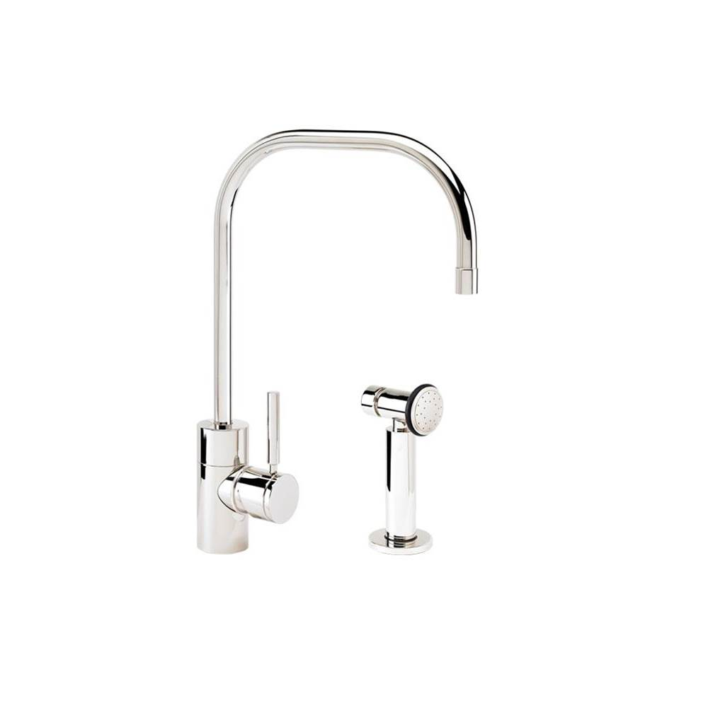 Waterstone Single Hole Kitchen Faucets item 3825-1-SS