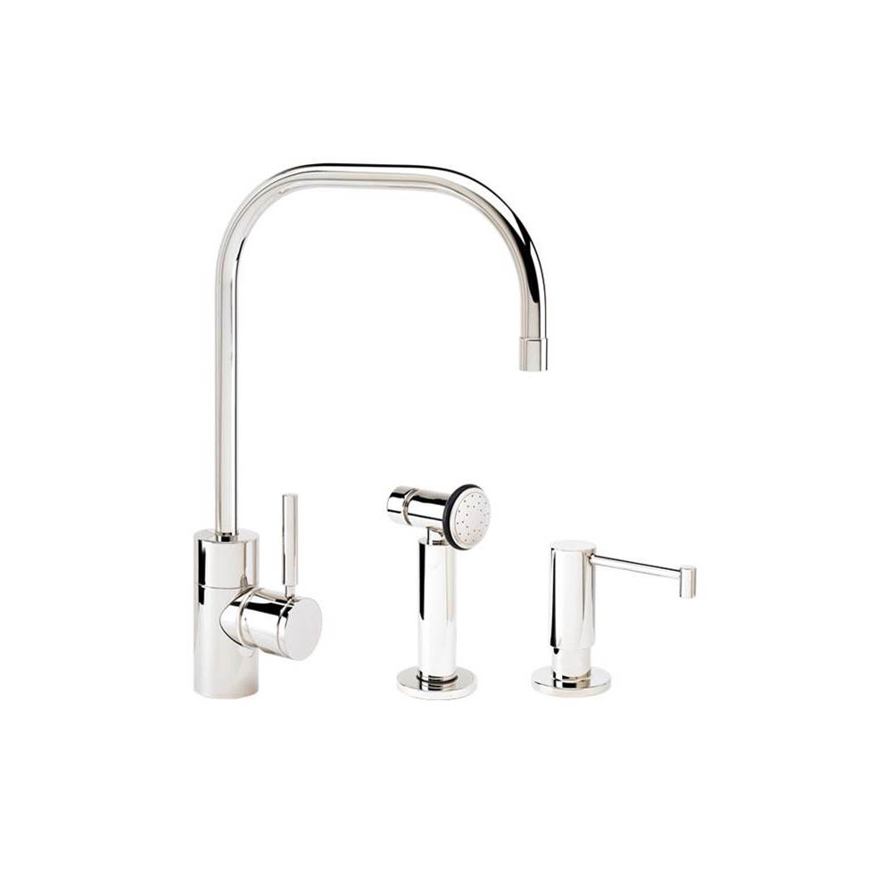 Waterstone Single Hole Kitchen Faucets item 3825-2-PC
