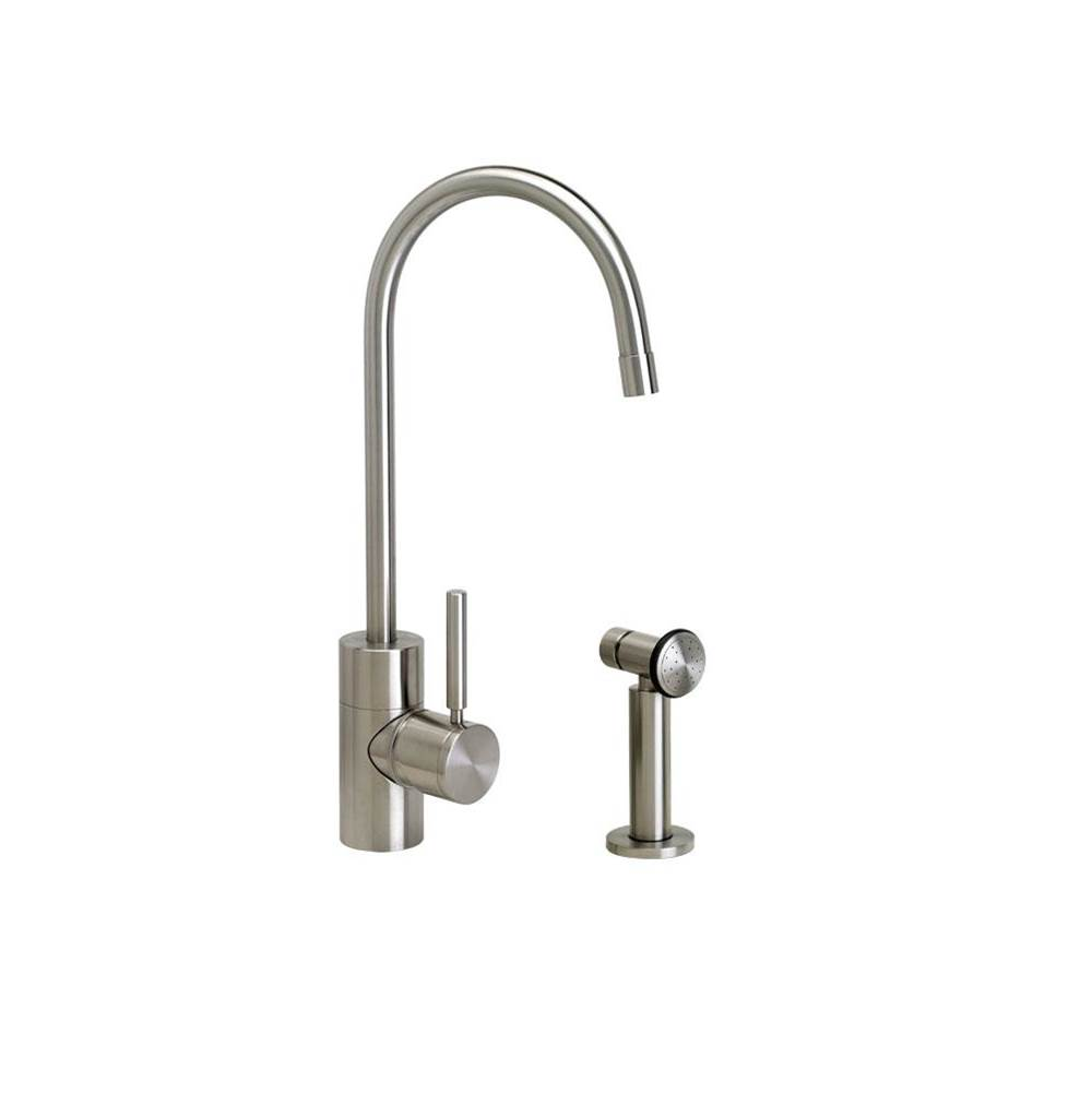 Waterstone Single Hole Kitchen Faucets item 3900-1-PG