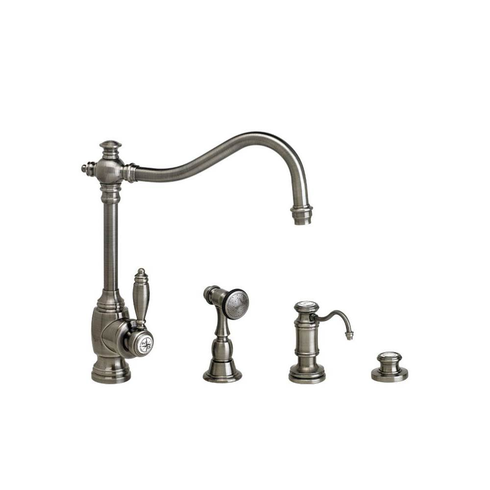 Waterstone Single Hole Kitchen Faucets item 4200-3-DAC