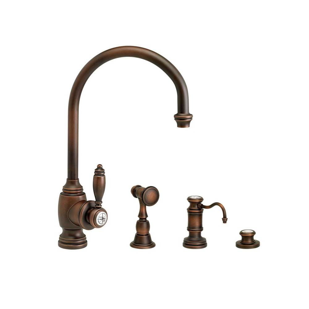 Waterstone Single Hole Kitchen Faucets item 4300-3-WC