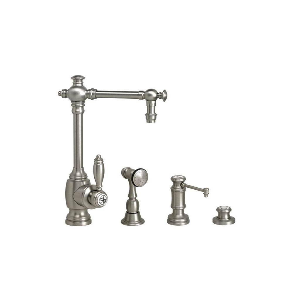 Waterstone Single Hole Kitchen Faucets item 4700-3-AP