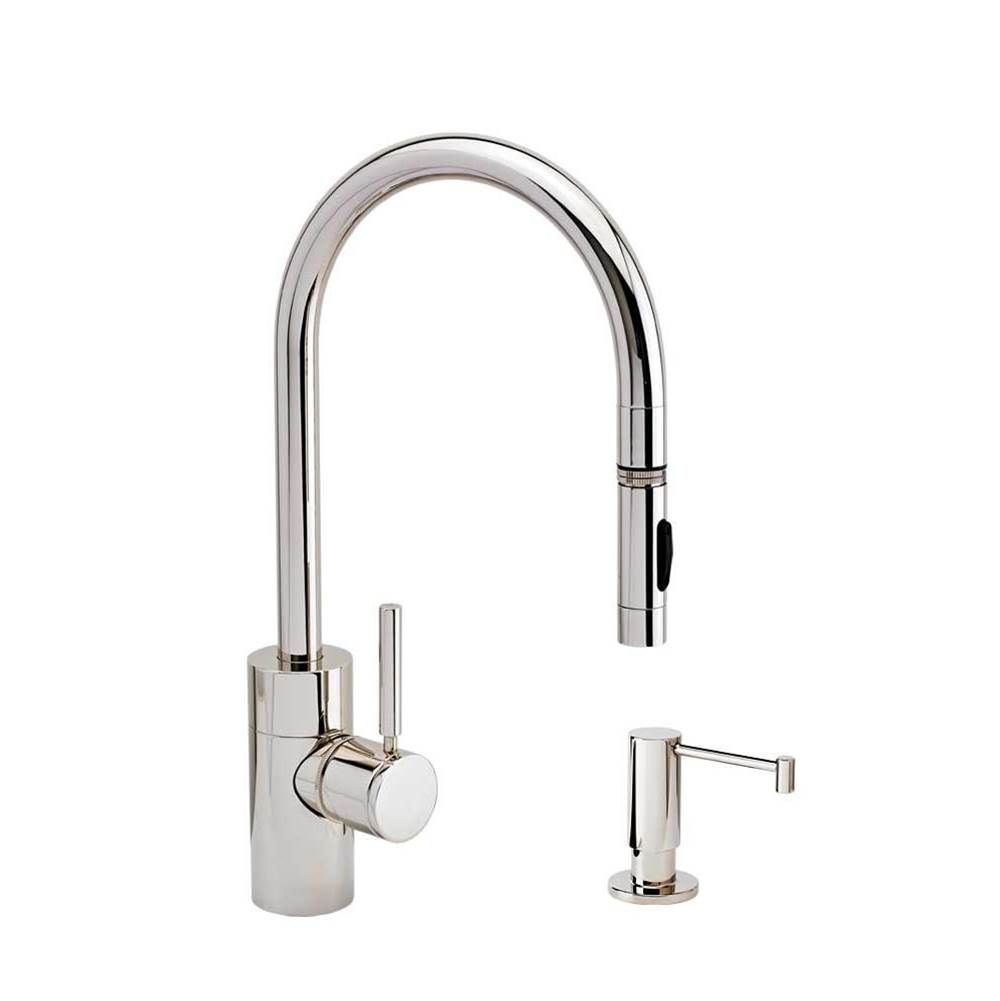 Waterstone Deck Mount Kitchen Faucets item 5400-2-DAP