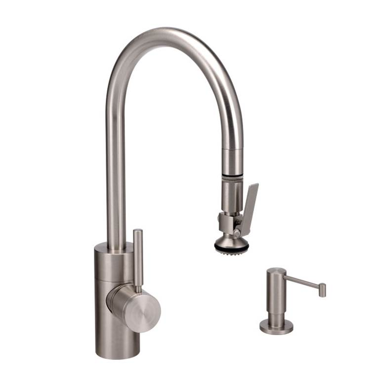 Waterstone Pull Down Faucet Kitchen Faucets item 5810-2-MB