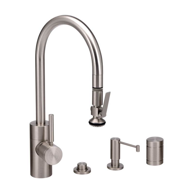 Waterstone Pull Down Faucet Kitchen Faucets item 5810-4-AB