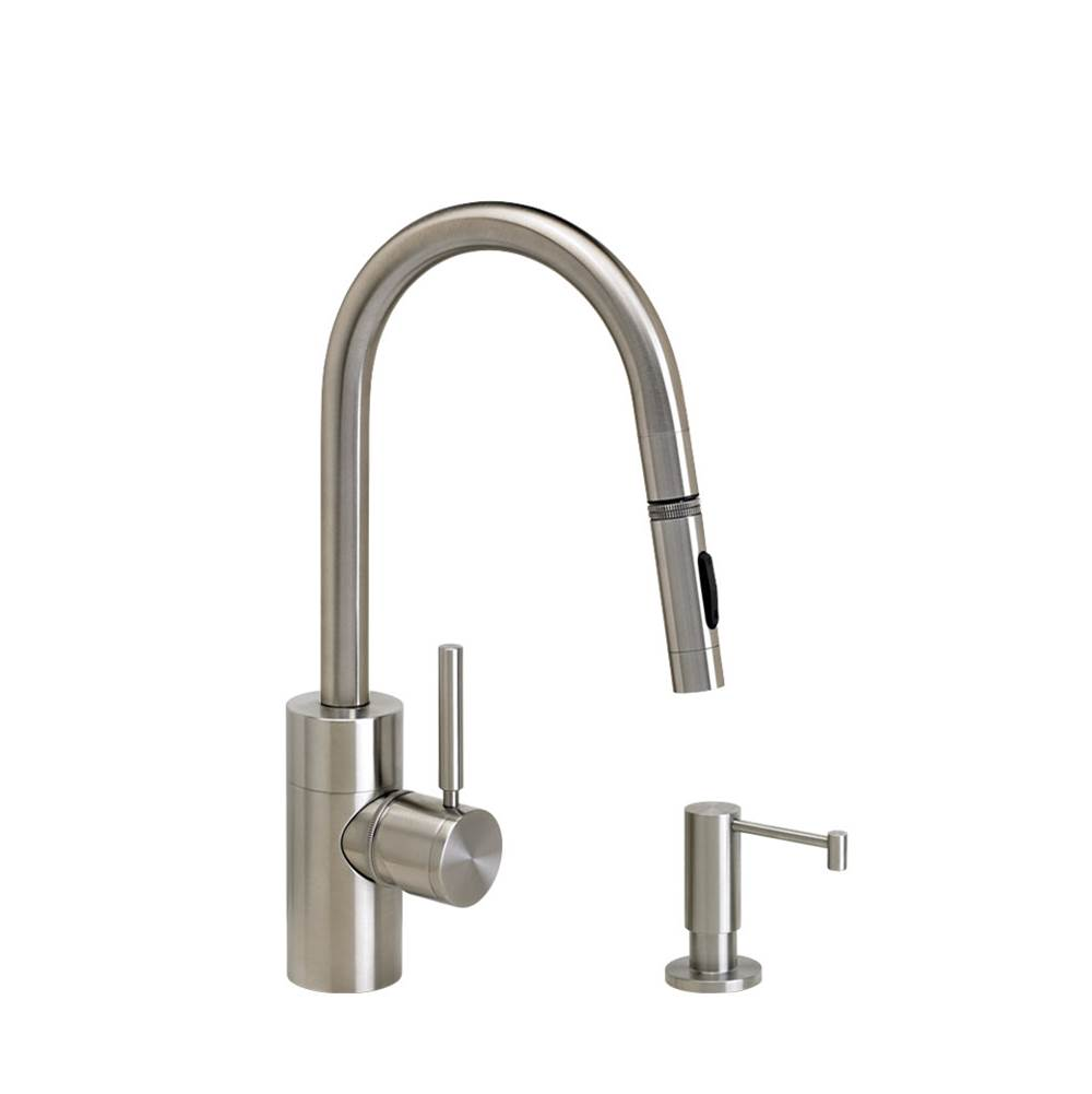 Waterstone Pull Down Faucet Kitchen Faucets item 5910-2-BLN