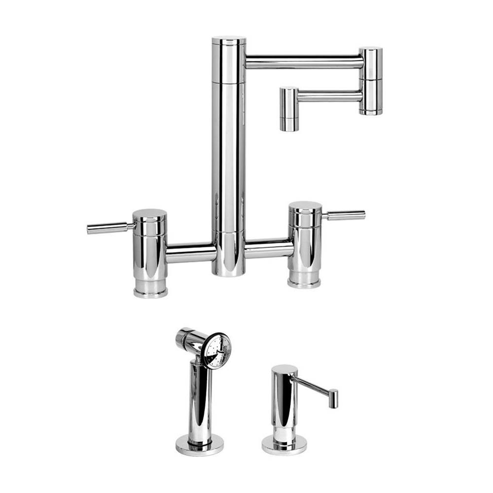 Waterstone Bridge Kitchen Faucets item 7600-12-2-DAC