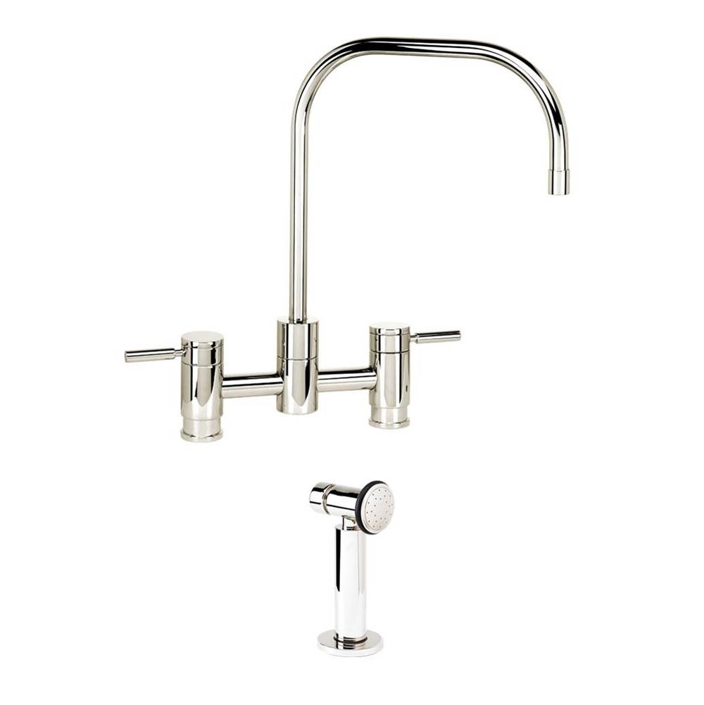 Faucets Kitchen Faucets Bridge Dallas North Builders Hardware Inc - Bridge faucets for kitchen